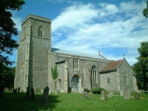 Hevingham Church Image