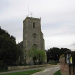 Caston Church Image