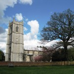 Heydon Church Image