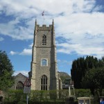 Reepham Church Image