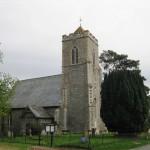 Shelfanger Church Image
