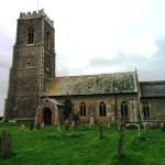 Bacton Church Image